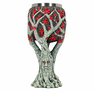 Game of Thrones Weirwood Tree Goblet 18cm - Collectible Hand-Painted Mug
