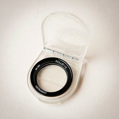 Rollei - H1 R00 Filter (24mm filter tread ) for Rollei 35 Camera Made in Germany