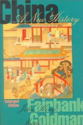 China: A New History by Fairbank, John King Paperback Book The Cheap Fast Free