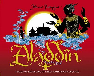 Aladdin by Puttapipat, N Book The Cheap Fast Free Post