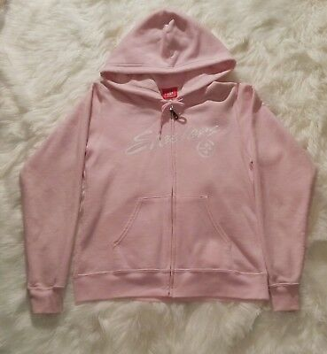 premium selection 8d1cc 40697 PITTSBURGH STEELERS SZ Small NFL PINK HOODIE WOMEN zipped up sweatshirt
