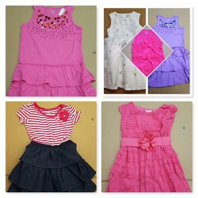 NWT LOT of 5 toddler kid GIRL The Children's Place Dress 4 5 6 6x 7 8 9 10 12 14