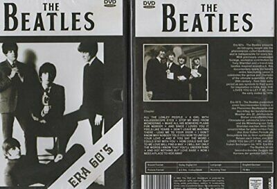 The Beatles - Era 60's - DVD  CEVG The Cheap Fast Free Post