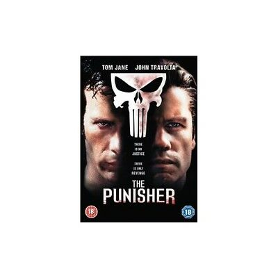 The Punisher [DVD] -  CD XMVG The Fast Free Shipping