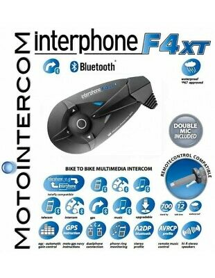 Rxuk F4Xt Single Interphone Bulk Version