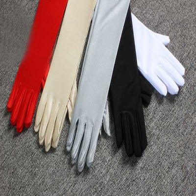 Mans Woman drive Summer Cool Fingerless Long Gloves Arm Sun-Proof Arms Protector