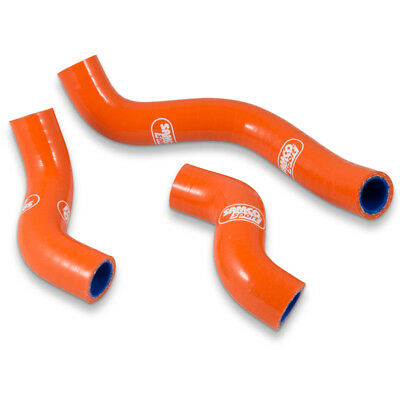 SAMCO SPORT SILICONE RADIATOR COOLANT HOSE KIT KTM 250 SX-F Factory Edition 2015