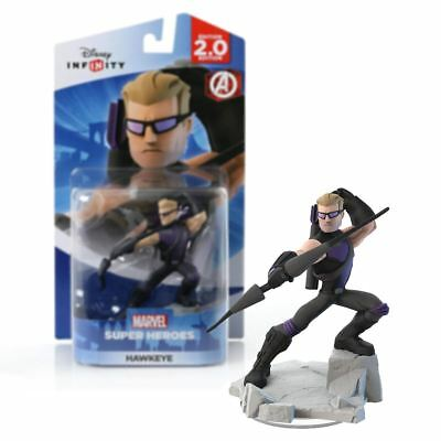 New Disney Infinity 2.0 Hawkeye Figure PS4 3 XBOX ONE 360 Avengers Official