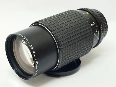 Pentax-M SMC 45-125mm F4 PK Mount Zoom Lens. Stock No c1243