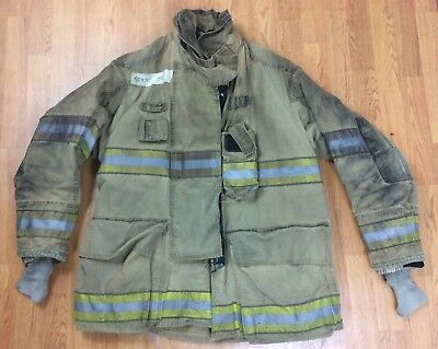 Globe G-Xtreme Fire Fighter Jacket Turnout Coat 50 x 35 '06