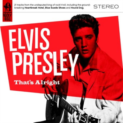 Elvis Presley-That's Alright CD NEW