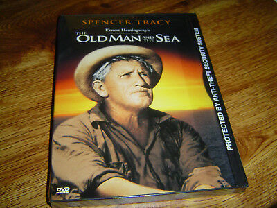 The Old Man and The Sea-1958(DVD)*OOP*Spencer Tracy(Brand New & Sealed)