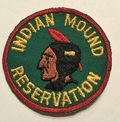 Indian Mound Reservation PAtch CF8