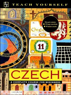 Teach Yourself Czech: A Complete Course fo... by David Short Mixed media product