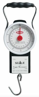 Berkley Portable Scale with Tape | 50lb