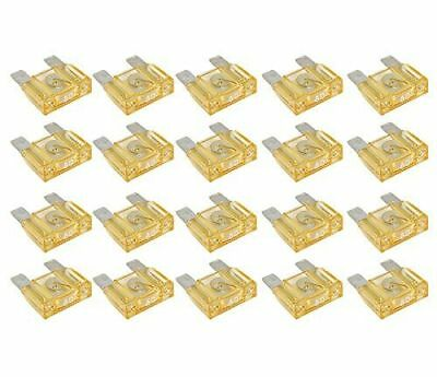 Stinger SPF5680B 80 Amp Power Support Maxi Style Fuse Bulk Pack 20 Pieces New