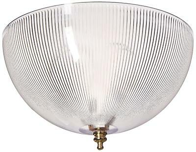 """Westinghouse 81493 (FMR Angelo Bros) Clip-On Shade, 8"""" x 4"""""""