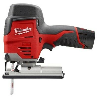 Milwaukee 2445-21 M12 Cordless High Performance Jig Saw Kit