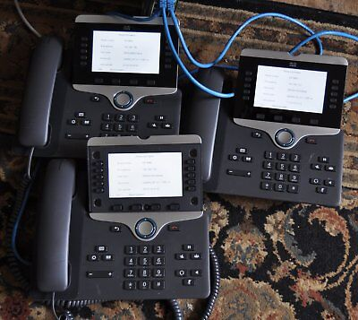 Cisco Unified IP Phone 8845 (CP-8845-K9) - No Camera