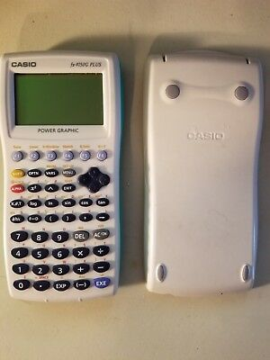 Casio ( FX-9750G Plus ) Power Graphing Graph Calculator Teal Green