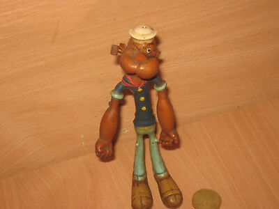 Popeye Rubber Toy Old Vintage Bronco Cd