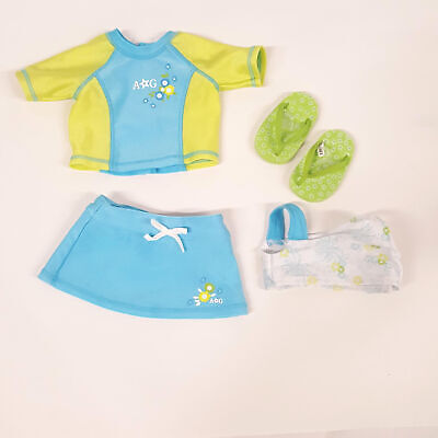 American Girl Doll  2-in-1 Swim Outfit Truly Me (A12-03)