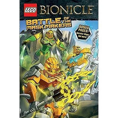 Battle of the Mask Makers: Graphic Novel Book 2 (LEGO Bionicle), Windham, Ryder,