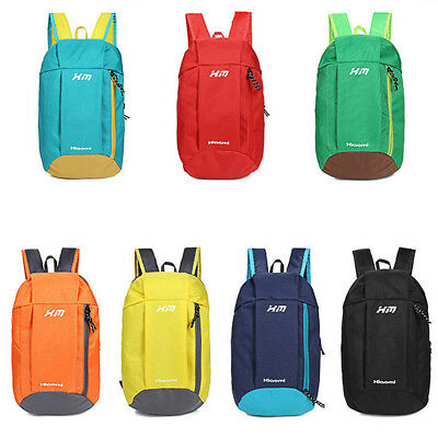 Outdoor Ultra-Light 10L Capacity Backpack Rucksack for Travelling Camping Hiking