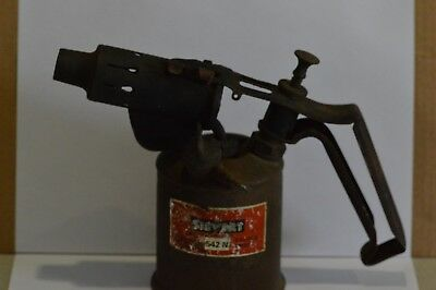 Genuine Sievert 542N Blow Torch - Made in Sweden