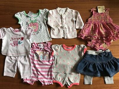 Baby Girl Clothing Sz 0000 Baby Baby Dymples Target Tiny Little Wonders PPatch
