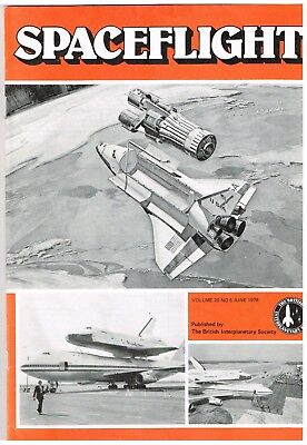 Spaceflight Magazine - British Interplanetary Society - June 1978