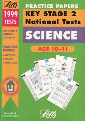 KS2 National Tests Science (At Home with the National Curriculum) By G.R. McDue