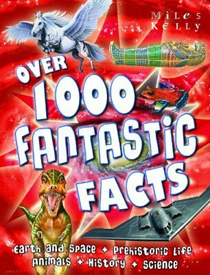 Over 1000 Fantastic Facts (1000 Facts) By Belinda Gallagher