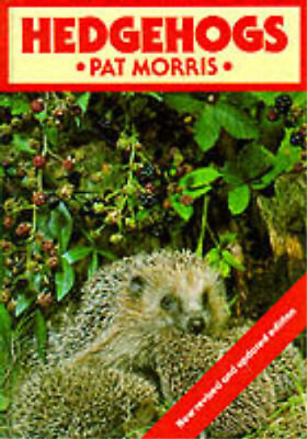 Everything You Want to Know About Hedgehogs by Breese Dilys Paperback Book The
