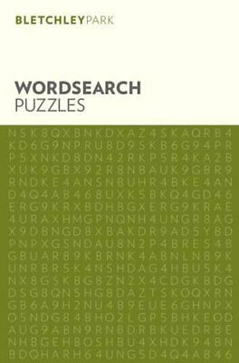 Bletchley Park Puzzles Wordsearch By Arcturus Publishing