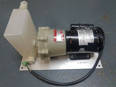 March 320 Marine Air Conditioner AC Pump 115v 50/60 Hz 1.75A 2700/3200 RPM