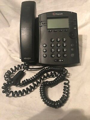 POLYCOM VVX 300 12 Line VoIP Business IP Phones 2201-46135-001 FREE SHIPPING!!