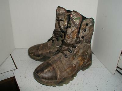 05bdbd1e78f Herman Survivors Thinsulate 800 Gram Camouflage Mens Boots Sz 10 W FREE SHIP