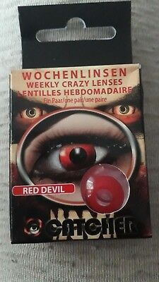 Funtlinsen  red devil! Teufel! halloween!
