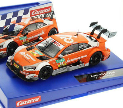 Carrera 30837 Digital Audi RS 5 DTM Jamie Green Slot Car 1/32