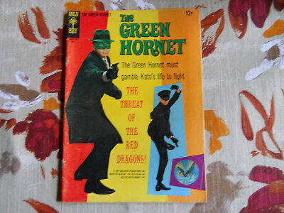 The Green Hornet-May 1967 #2 Gold Key Publication(Tv Series)Bruce Lee