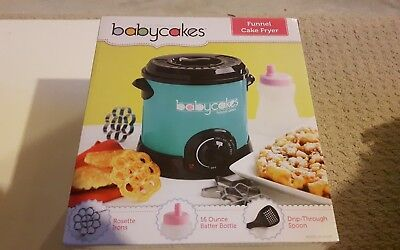Baby cakes Funnel Cake Fryer brand new, never used