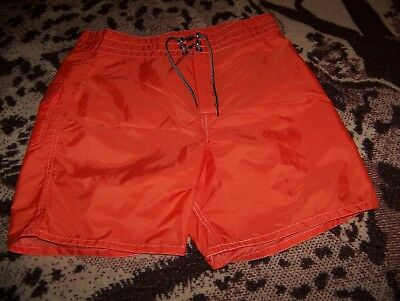 b6c3ff5ed81c2 NEW Birdwell Beach Britches Swim Suit Trunks Surf Board Shorts Men Sz 36  Orange