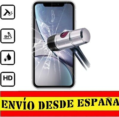 "Protector Pantalla APPLE IPHONE XR 6.1"" Cristal Templado 0.29m"