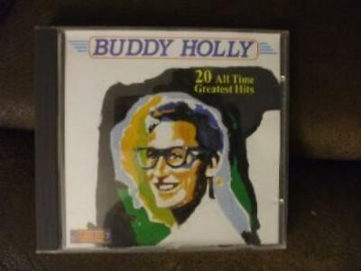 Buddy Holly - 20 All Time Greatest Hits CD