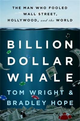 NEW Billion Dollar Whale By Bradley Hope Paperback Free Shipping