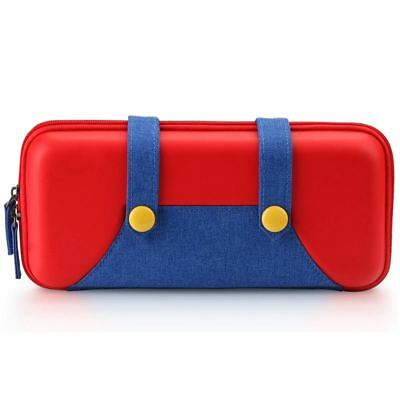 Carrying Case Compatible with Nintendo Switch - Protective Hard Shell Portabl TD