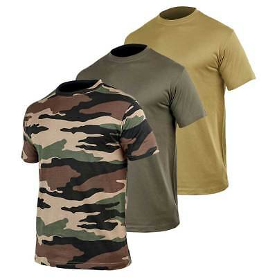 T-Shirt Strong Airflow T.o.e Militaire Outdoor Paintball Armee