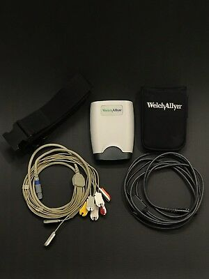 Welch Allyn Cardio Perfect Se-Pro-600 Ecg Recorder With Usb & Leads