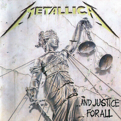 Metallica : ...And Justice for All CD (2007) ***NEW***